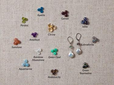 Bridal Earring Colors