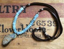 Imperial Aqua Necklace