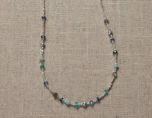 Silver Sparkle Necklace