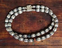 Fanciful Silver Bracelet