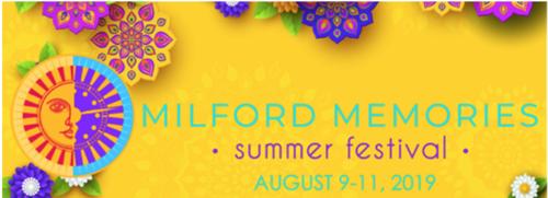2019 Milford Memories Art in the Village