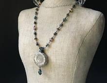 Morning Garden Gemstone Necklace