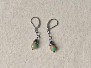 Caballo Campitos Chain Earrings