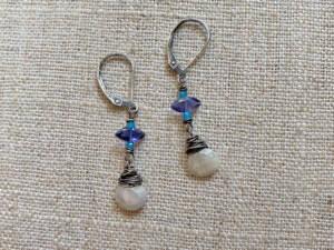 Calcite Nest Earrings